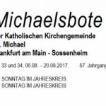 Michaelsbote 3/2018