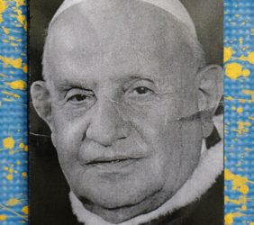 14.10.: Kapelle der Sakramente – Hl. Johannes XXIII.