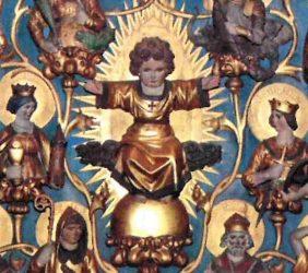 Festtag der Heiligen Vierzehn Nothelfer