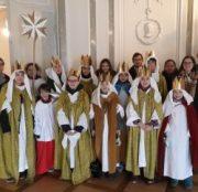 "Aktion ""Dreikönigssingen 2019"" in St. Michael"