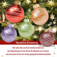 Weihnachten in St. Michael