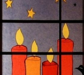 Adventsfenster aktiv in St. Michael 2020
